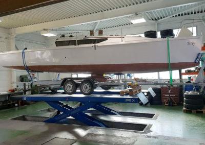 SwissTech Service GmbH, 4322 Mumpf